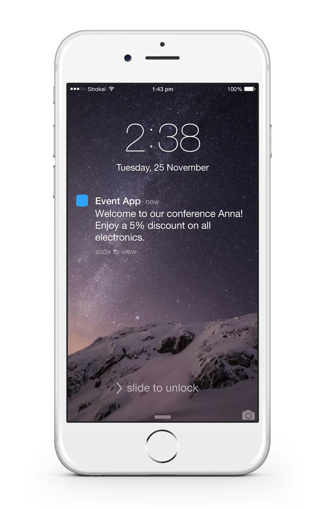 Event App Push