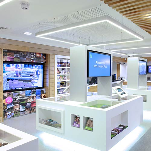 Indoor Location & Maps for Retail